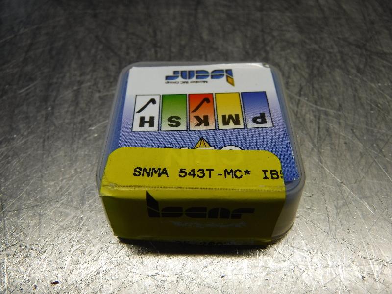 Iscar CBN - Polycrystalline Carbide Insert QTY1 SNMA 543T-MC IB55 (LOC365)