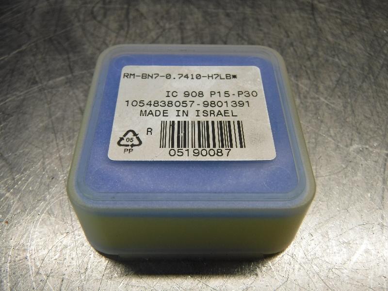 Iscar Bayo T-Ream Carbide Reamer Head RM-BN7-0.7410-H7LB IC908 (LOC398A)