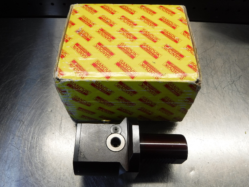 Sandvik VDI40 to Capto C4 Clamping Unit C4-LC2040-00075M (LOC776)