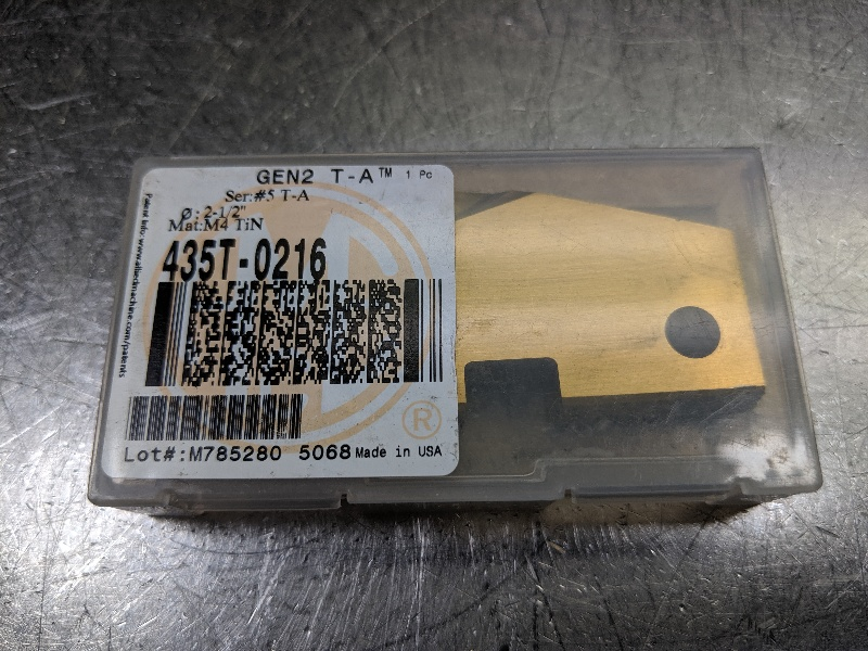 AMEC Series #5 Spade Dill 435T-0216 (LOC2911A)
