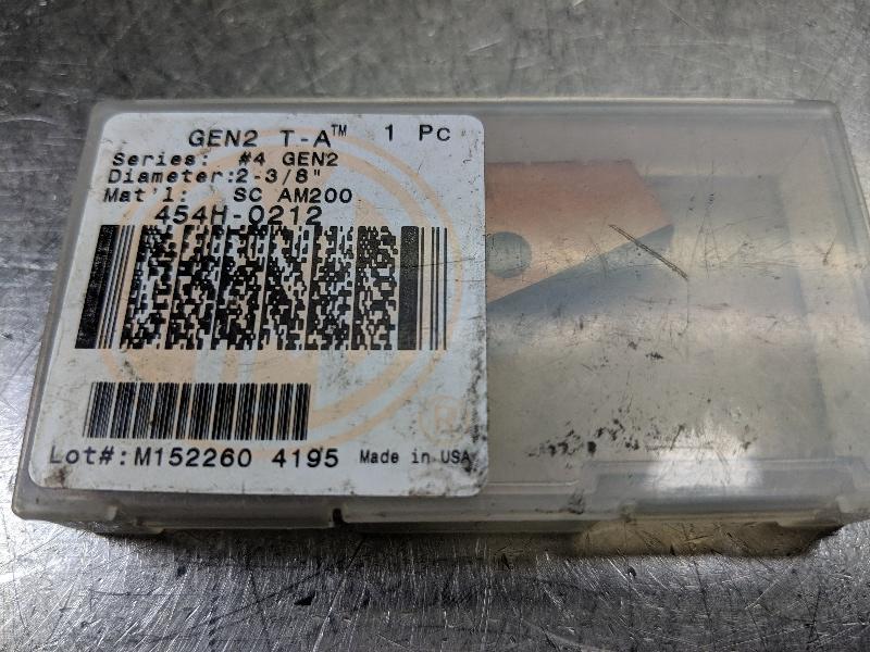 AMEC Series #4 Spade Dill 454H-0212 (LOC2911A)