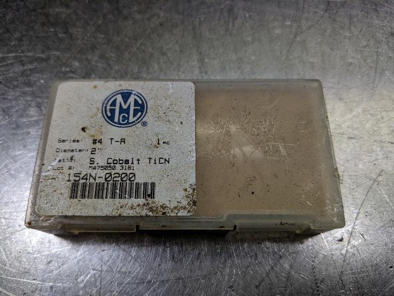 AMEC Series #4 Spade Dill 154N-0200 (LOC2911A)