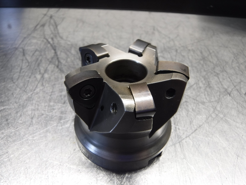 """Walter 2.50"""" Indexable Facemill 1"""" Arbor F4030.UB26.064.Z05.02 (LOC1110A)"""