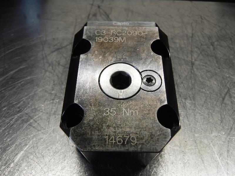 Sandvik Capto C3 Manual Clamping Unit C3-RC2090-19039M (LOC1110A)