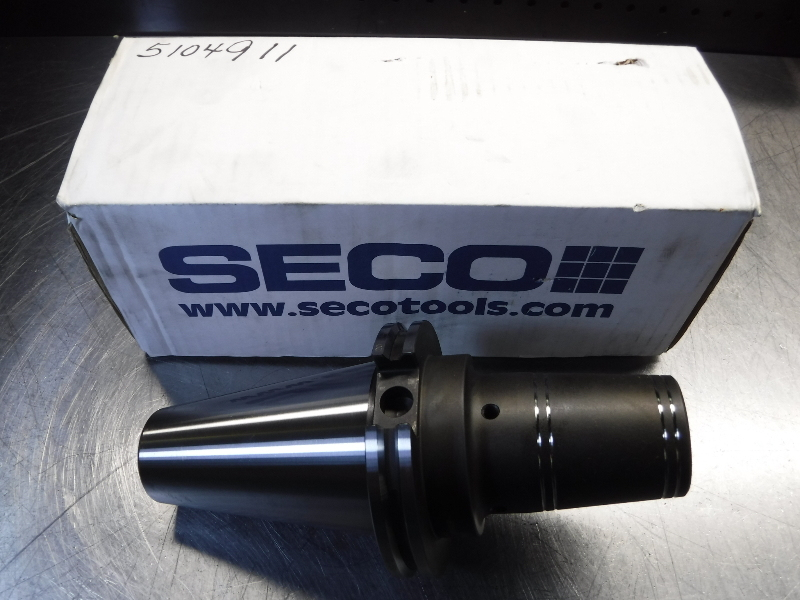 "Seco CAT50 1.25"" Shrink Fit Holder E2504 5603 125110 (LOC1119A)"