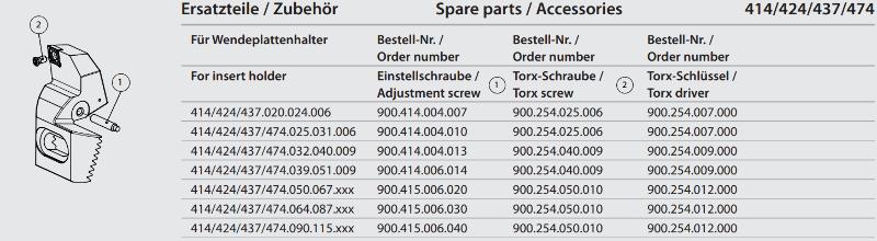 Torx driver T20 900.254.012.000