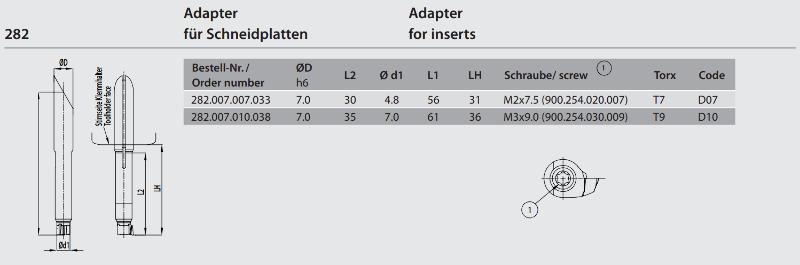 Torx-Screw M3 x 9 (T9) 900.254.030.009