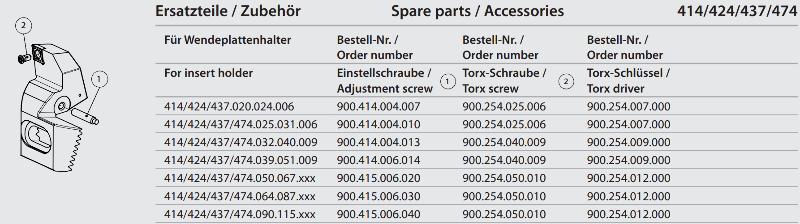 Torx driver T7 900.254.007.000
