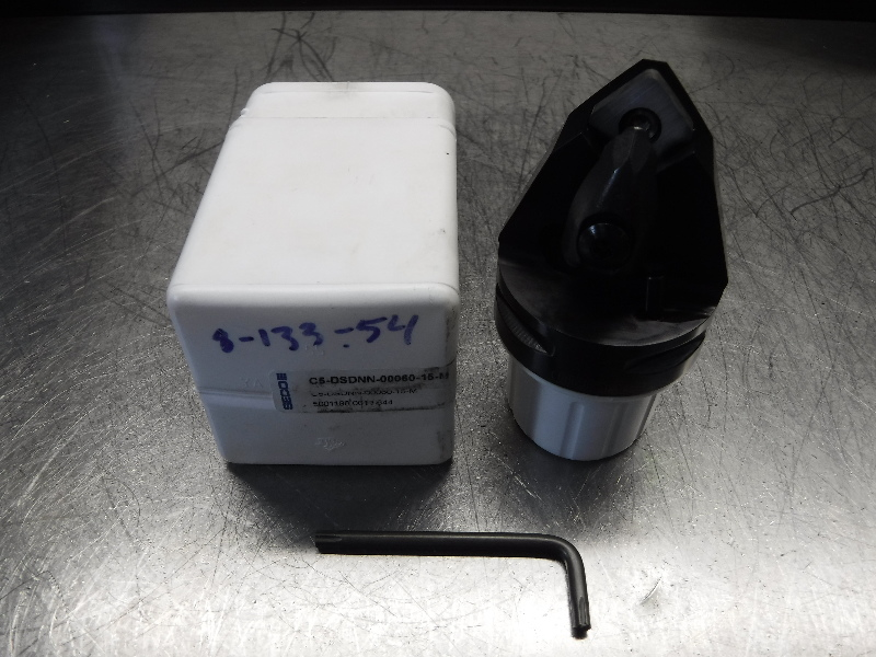 Seco Capto C5 Indexable Turning Head C5-DSDNN-00060-15-M (LOC1148B)