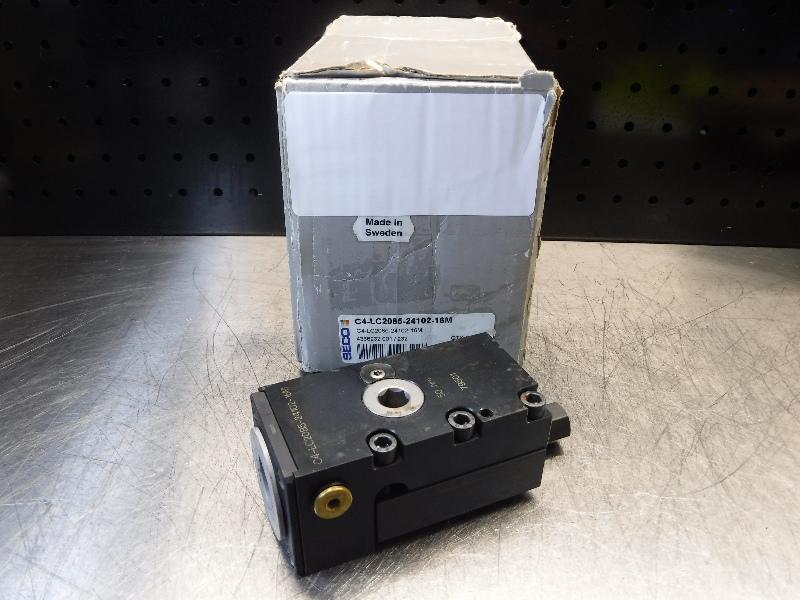 Seco Capto C4 Modular Clamping Unit C4-LC2085-24102-16M (LOC1149B)