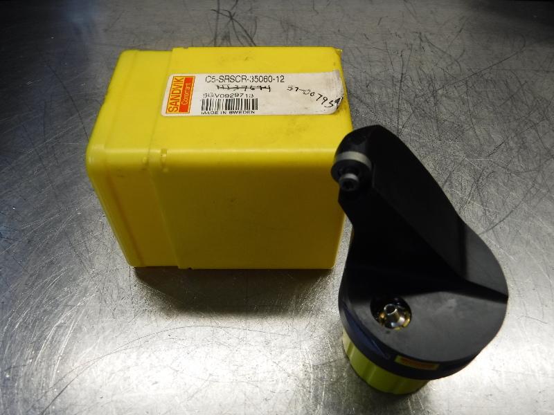 Sandvik Capto C5 Indexable Turning Head C5-SRSCR-35060-12 (LOC1149B)