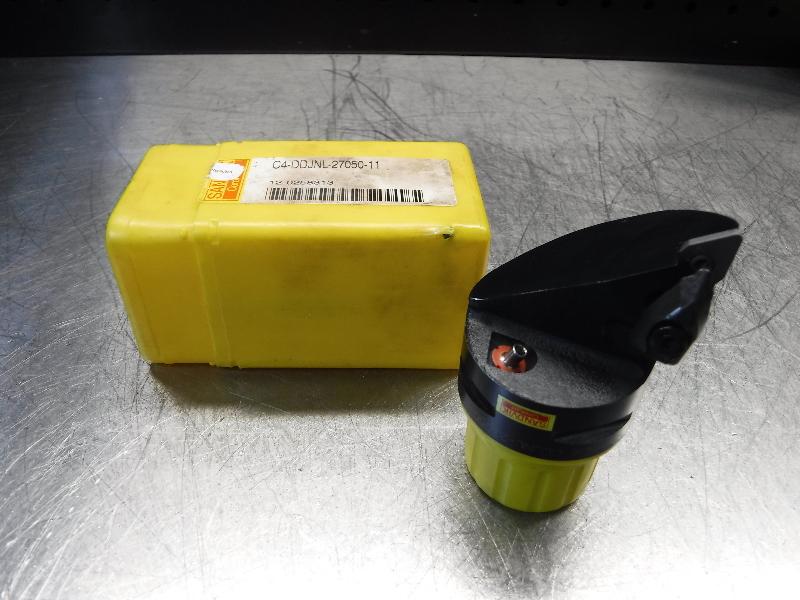 Sandvik Capto C4 Indexable Turning Head C4-DDJNL-27050-11 (LOC1152A)