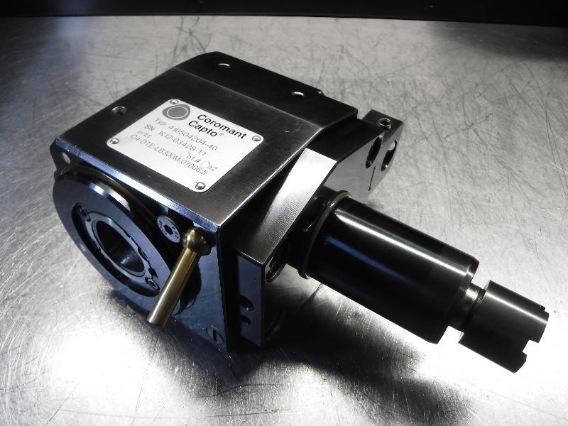 Sandvik VDI40 to Capto C4 Clamping Unit C4-DTE-LB300M-070062I (LOC1188A)
