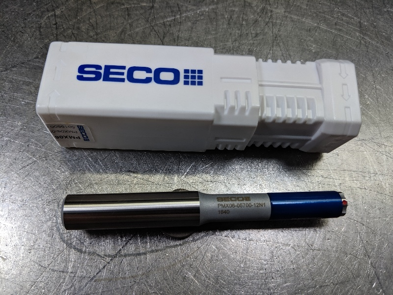 Seco Indexable Reamer 12mm Shank PMX06-05700-12N1 14353 (LOC2892B)
