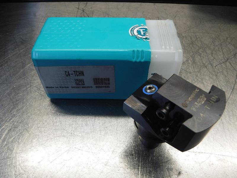 TaeguTec Capto C4 T-Clamp UltraPlus Adapter C4-TCHN (LOC1239A)