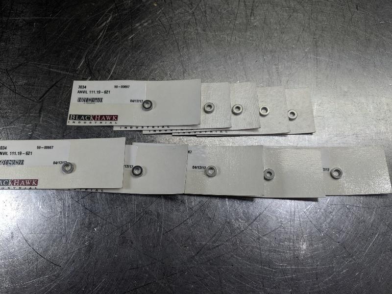 Seco Insert Seat QTY:10 111.19-621 (LOC2804B)