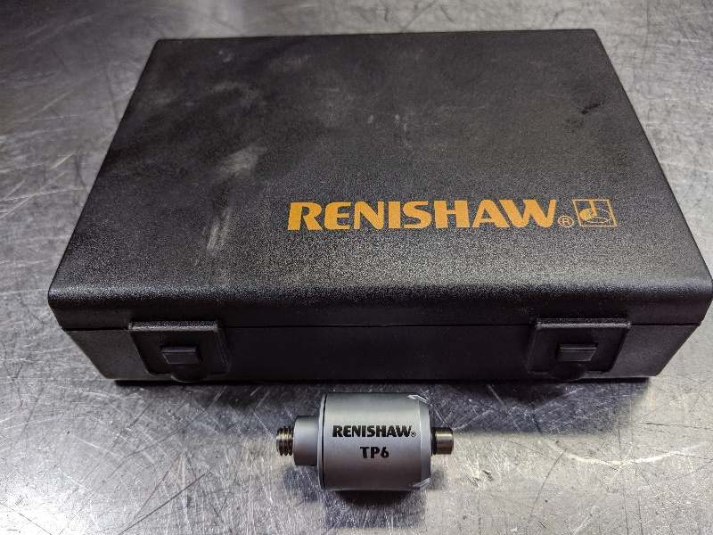 Renishaw Touch Probe TP6 (LOC2714B)