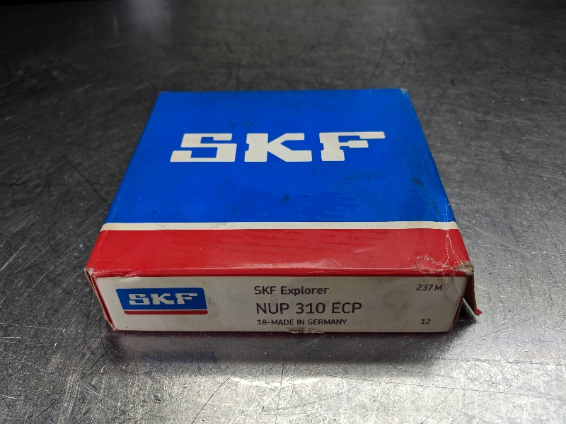 SKF 50mm Cylindrical Roller Bearing NUP 310 ECP (LOC2712A)
