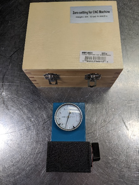 HHIP Z-Axis Setting Indicator w/ Magnerix Base 4401-0051 (LOC2712A)