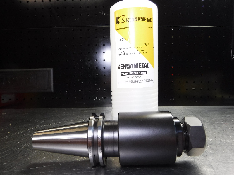 "Kennametal CAT40 Series F Tapping Chuck 5.25"" Projection CV40TCF531 (LOC1439A)"