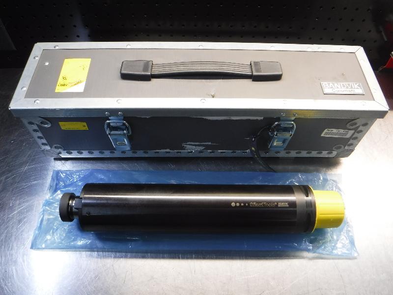 """Sandvik Capto C8 Silent Tools 1.5"""" Facemill Holder C8-R38D-080-360 (LOC1636)"""
