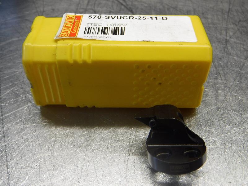 Sandvik SL25 Indexable Turning Head 570-SVUCR-25-11-D (LOC1465)