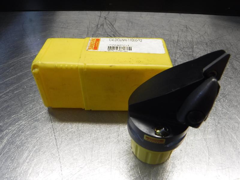 Sandvik Capto C4 Indexable Turning Head C4-DCLNR-17090-12 (LOC1465)