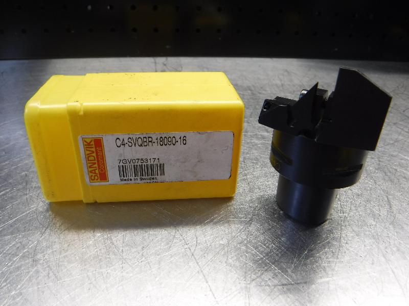 Sandvik Capto C4 Indexable Turning Head C4-SVQBR-18090-16 (LOC1466)