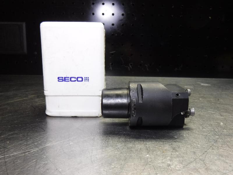 SECO Capto C4 V21 Turning Tool Adapter C4-GL-21050-V21 (LOC823A)