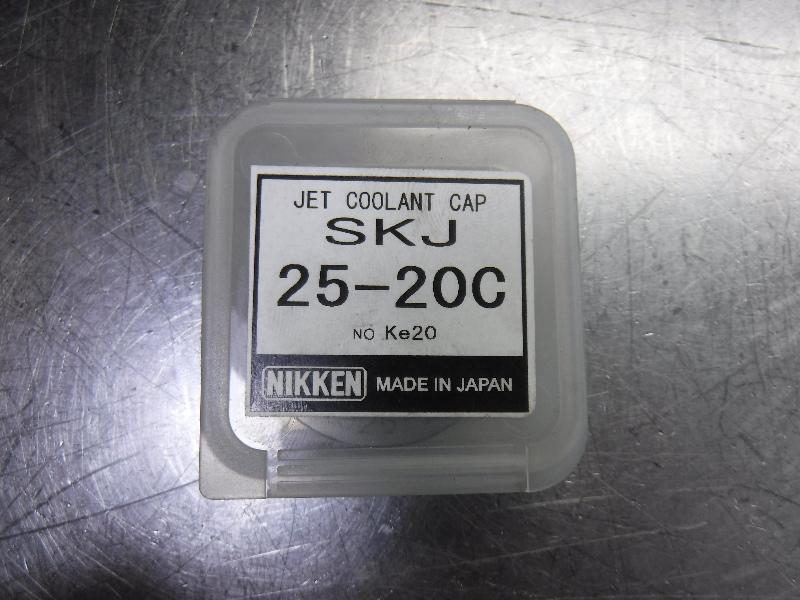 Nikken 20mm Coolant Cap 16.0-25.4mm SKJ25-20C (LOC1877)
