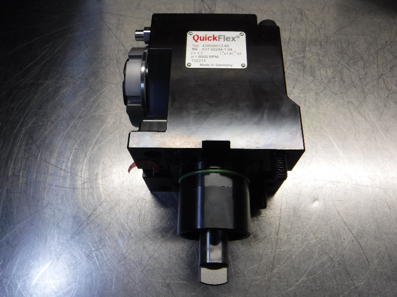 WTO BMT60 ER40 Right Angle Head 420540012-60 (LOC1515)