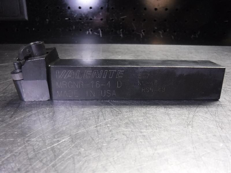 """Valenite 1"""" Indexable Lathe Tool Holder MRGNR-16-4 D (LOC539)"""