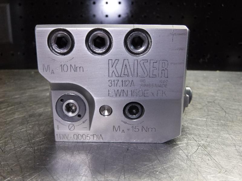 Kaiser Large Diameter Finish Boring Head 10.317.112A (LOC2468B)