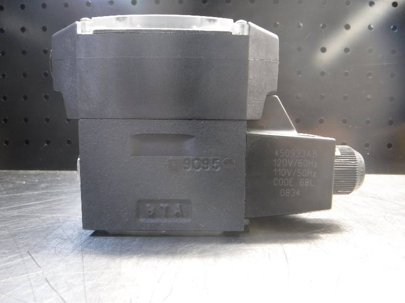 Continental Hydraulics Solenoid Control Valve VSD03M-1A-GB-68L-B (LOC1042A)