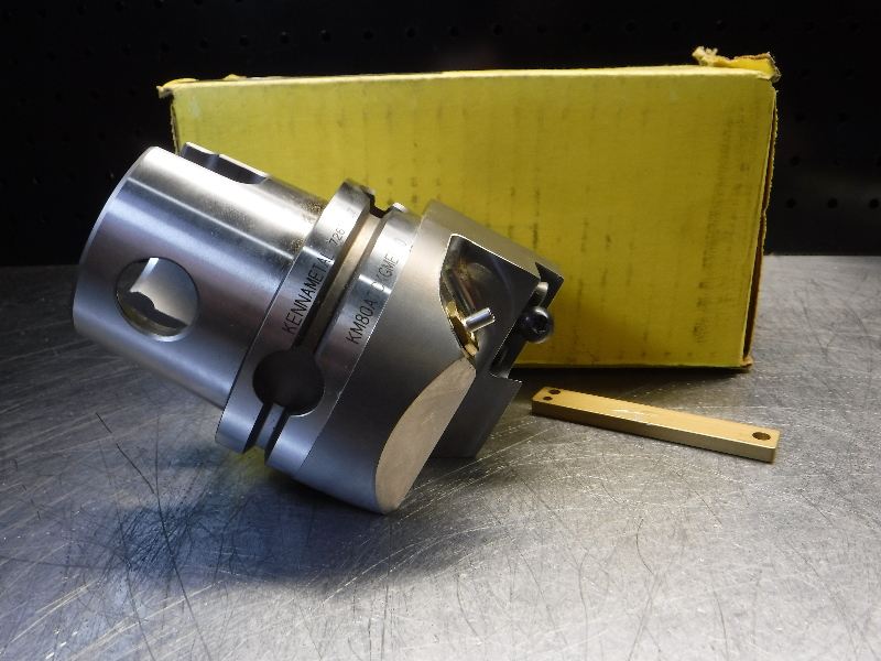 Kennametal KM80 Indexable Parting / Grooving Head KM80ATCKGMER50 7267CL7 (LOC1443B)