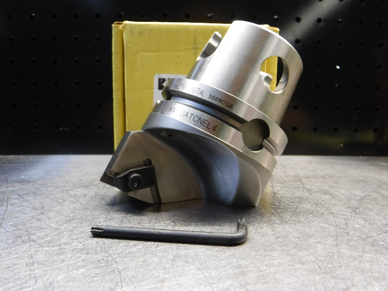 Kennametal KM80 Indexable Boring Head KM80ATCNEL4 5569CG8 (LOC1443B)