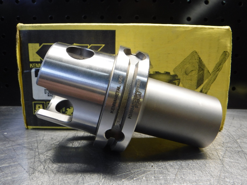 Kennametal KM80 Endmill Holder 88.9mm Projection KM80ATCSSF075350 (LOC1444)