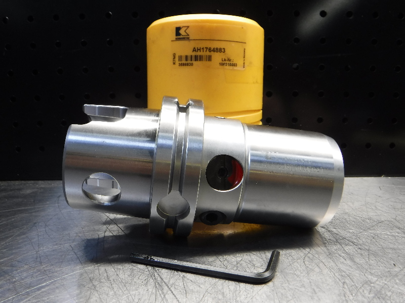 Kennametal KM80 33mm Hydraulic Tool Holder 103mm Pro AH1764883/KM80ATC (LOC1532)