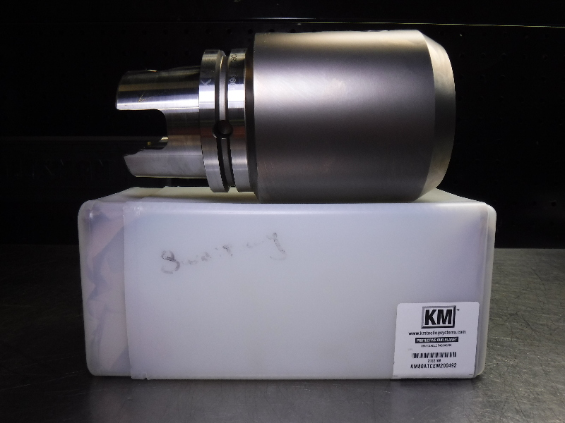 "Kennametal KM80 2"" Endmill Holder 5"" Projection KM80ATCEM200492 (LOC1532)"