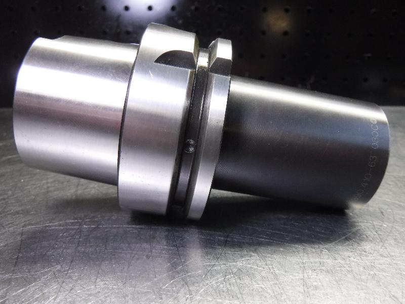 Sandvik HSK63 to Capto C4 Modular Tool Adaptor C4-390.410-63 080C (LOC1567)
