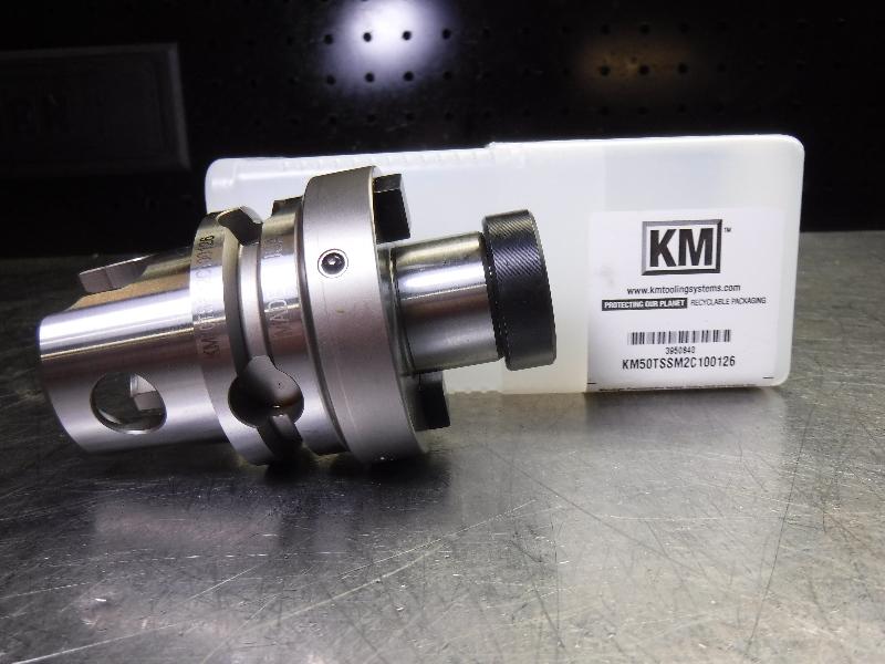 """Kennametal KM50 1"""" Facemill Adapter KM50TSSM2C100126 (LOC2318B)"""