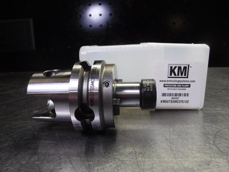 """Kennametal KM50 3/4"""" Facemill Adapter KM50TSSMC075102 (LOC1962B)"""