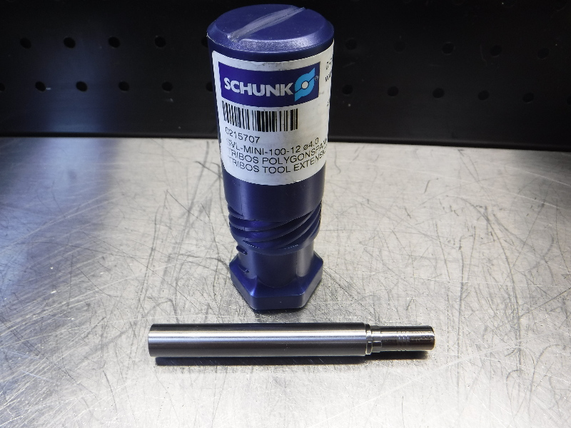 "Schunk TRIBOS 4mm Mini Extension 6"" OAL 215707 (LOC1846A)"