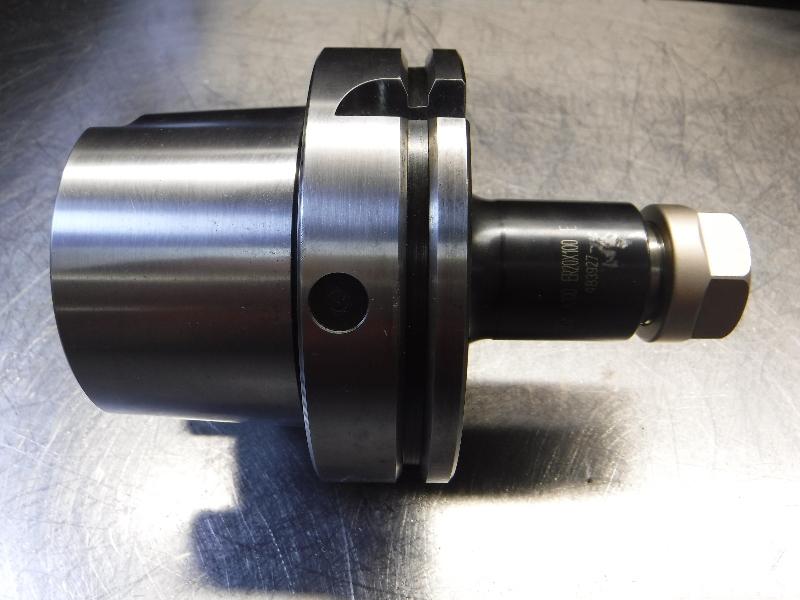 "Iscar HSKA100 ER20 Collet Chuck 3.6"" Projection HSK A100 ER20X100 E (LOC370)"