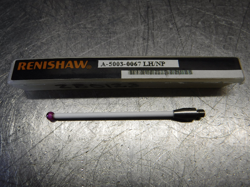 Renishaw 2mm Ceramic Shank 3mm Ball Styli Probe A-5003-0067 (LOC2404)