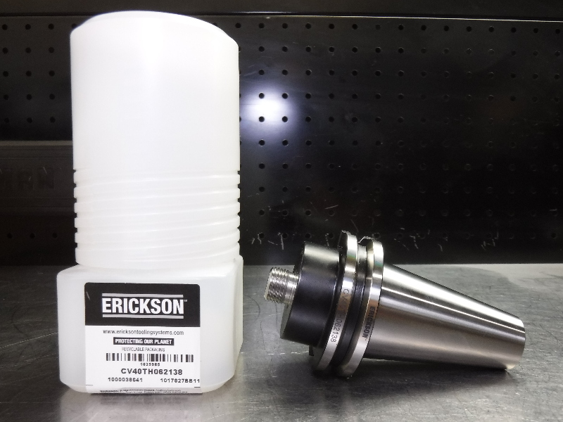 Kennametal CAT40 Boring Head Holder 34mm Projection CV40TH062138 (LOC2569)