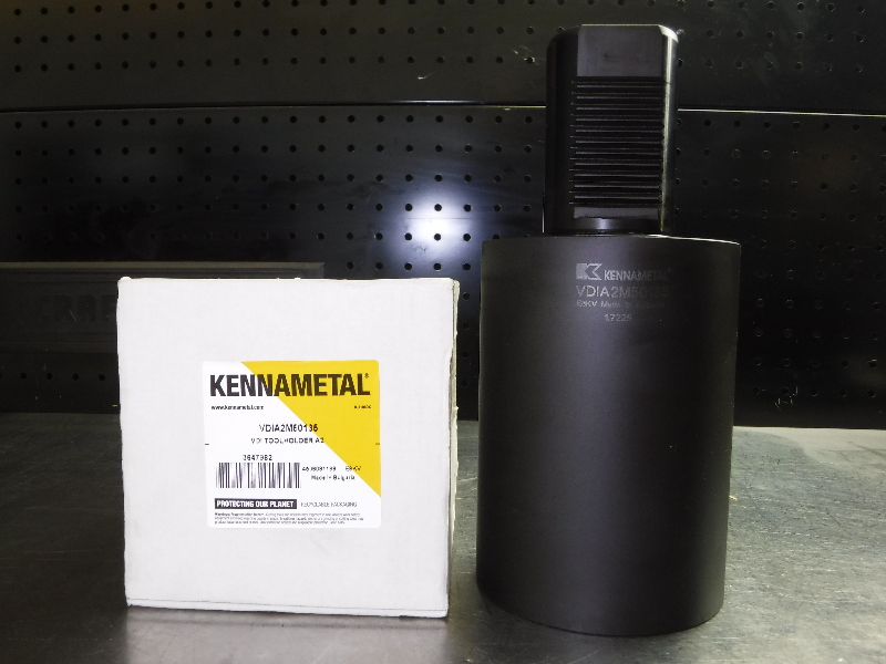 Kennametal VDI50 A2 98mm Round Blank 135mm Projection VDIA2M50135 (LOC2553A)