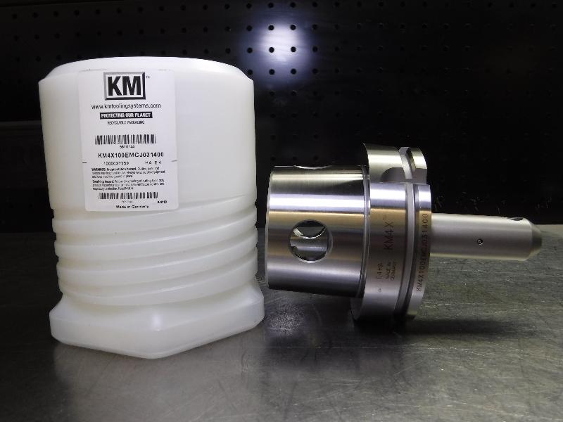 """Kennametal KM4X100 5/16"""" Endmill Holder 4.25"""" PRO KM4X100EMCJ031400 (LOC3071)"""
