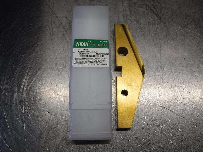 """Widia 4.5"""" HSS Drill Tip Insert QTY1 7F8-4500T (LOC2048A)"""