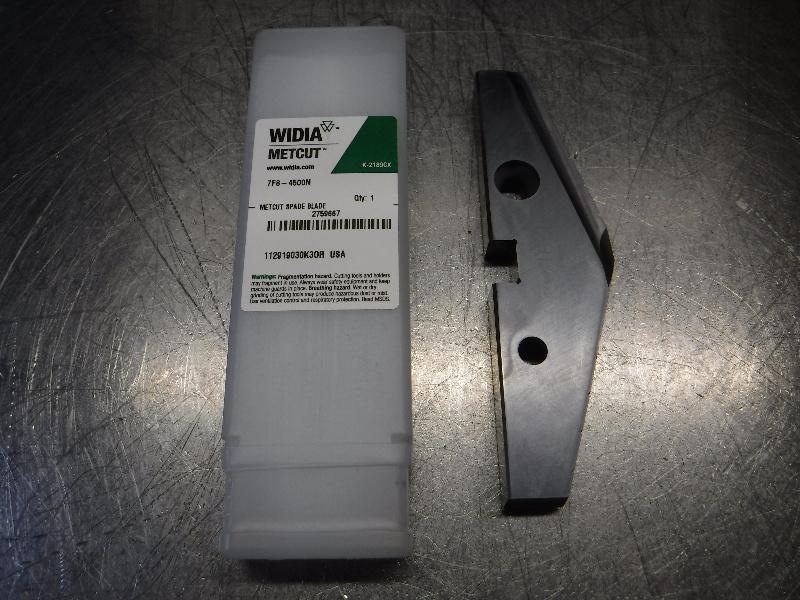 """Widia 4.5"""" HSS Drill Tip Insert QTY1 7F8-4500N (LOC534)"""
